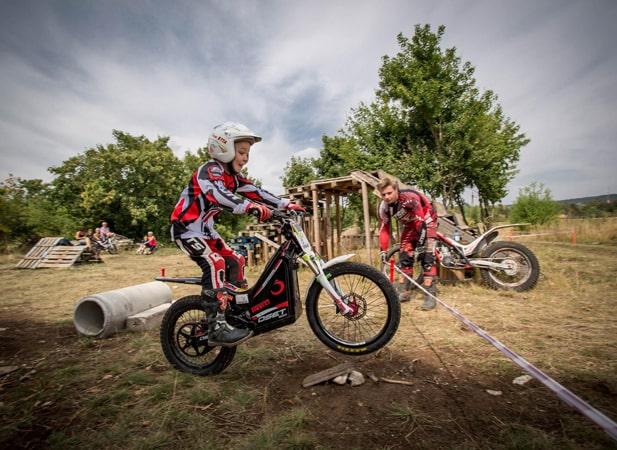 E-Trial Bike Parcours