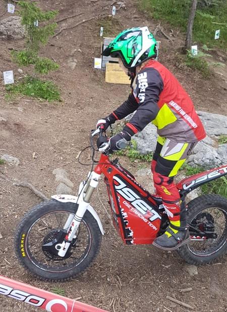 E-Trial Bike