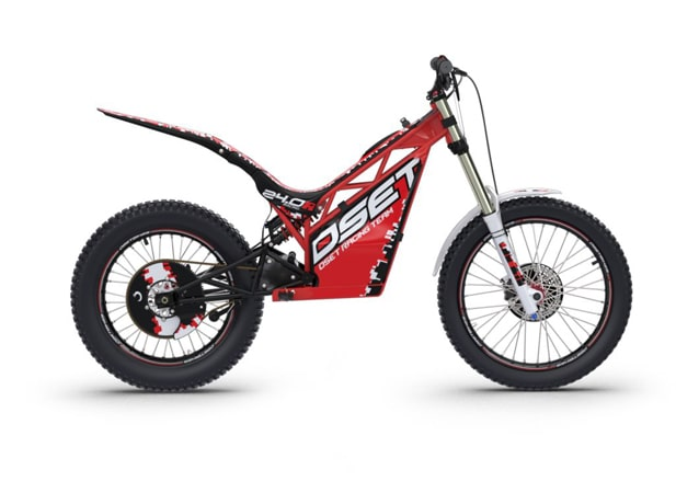 OSET Bike 24.0 Racing Junior 01