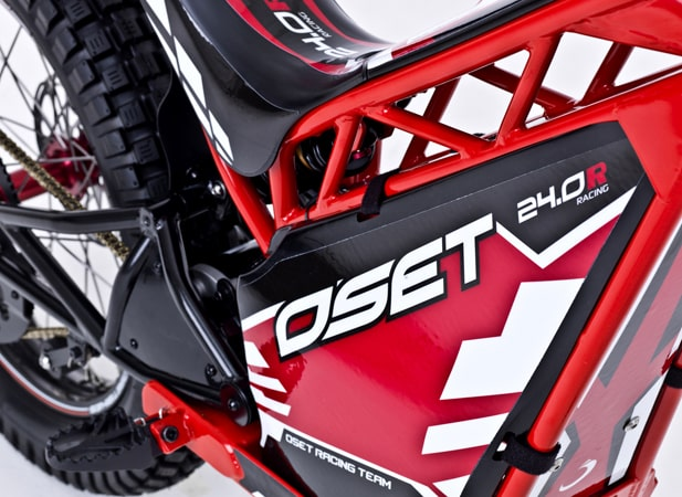OSET Bike 24.0 Racing Junior 05