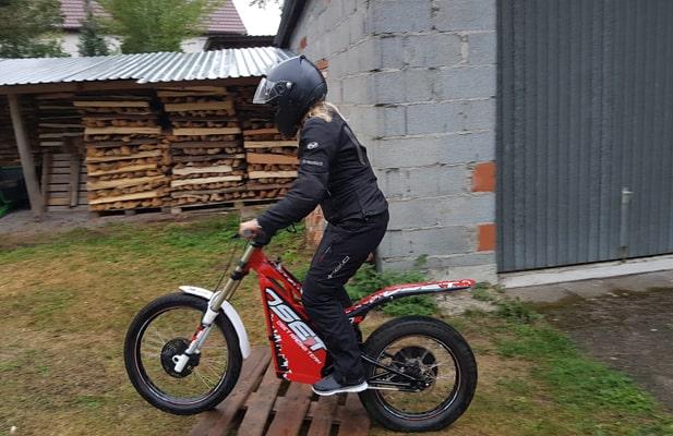 OSET Bike fahren