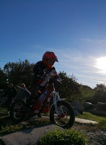 Schnuppertraining E-Trial Bike
